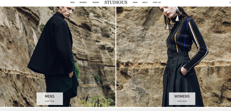 STUDIOUS ONLINE STORE